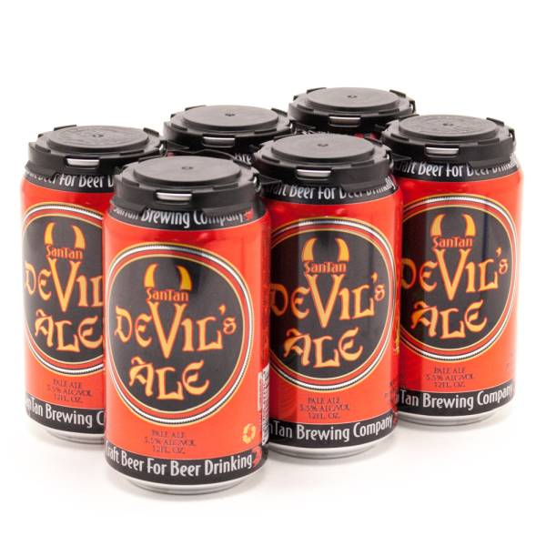 SanTan - Devil's Pale Ale - 12oz Can - 6 Pack