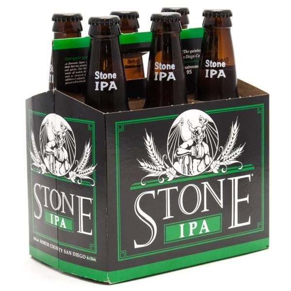 Stone - IPA - 12oz Bottle - 6 Pack