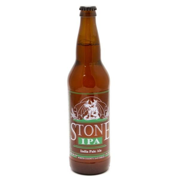 Stone - IPA - 22oz Bottle