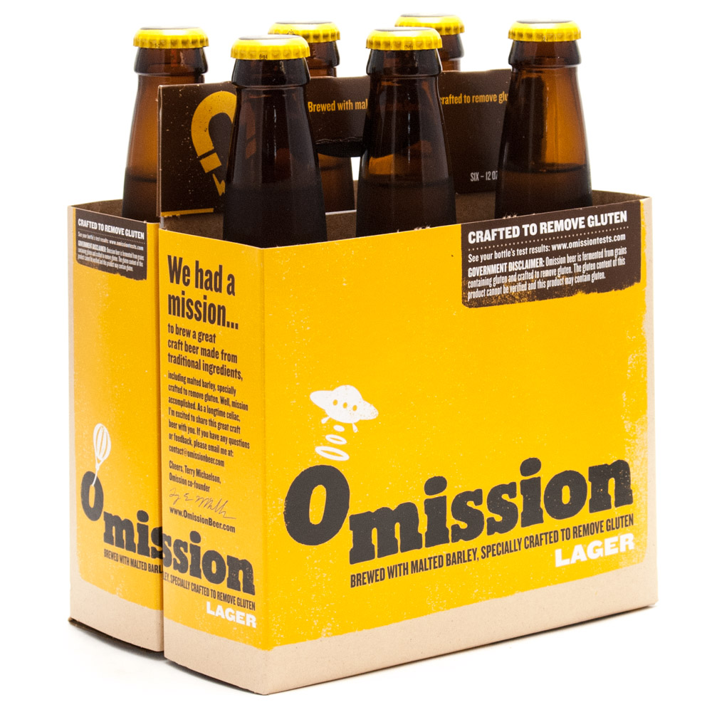 Widmer Brothers - O Mission - Lager Gluten Free - 12oz Bottle - 6 Pack