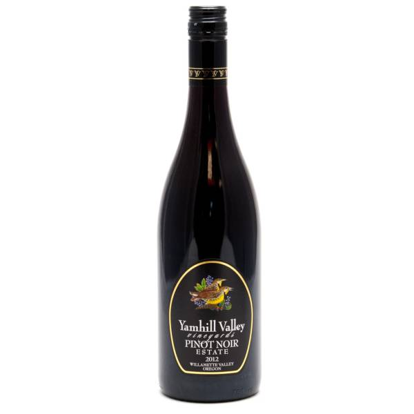 Yamhill Vally - Pinot Noir 2012 - 750ml Oregon
