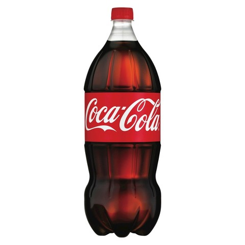 Coca Cola - Soda - 2L