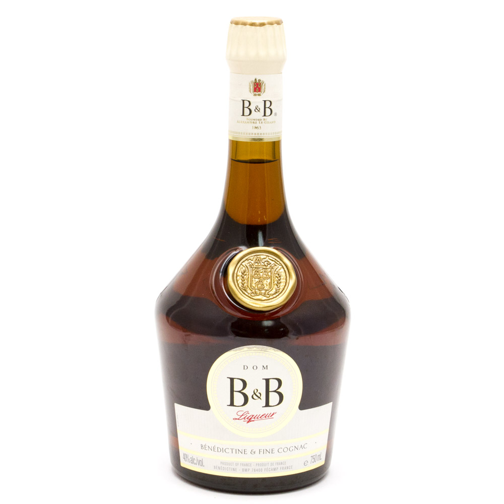 Dom B Amp B French Spiced Liqueur 750ml Beer Wine