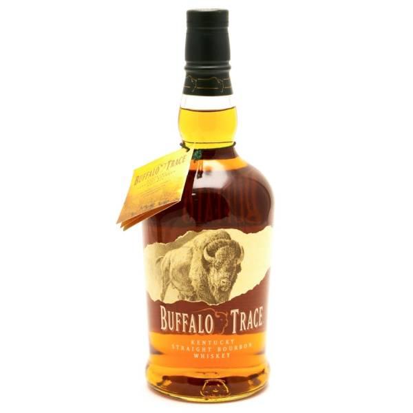 Buffalo Trace - Kentucky Straight Bourbon Whiskey - 750ml