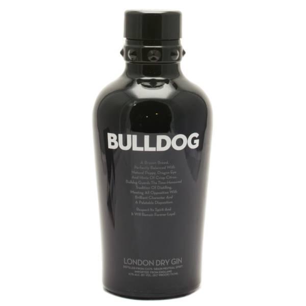 Bulldog - London Dry Gin - 750ml