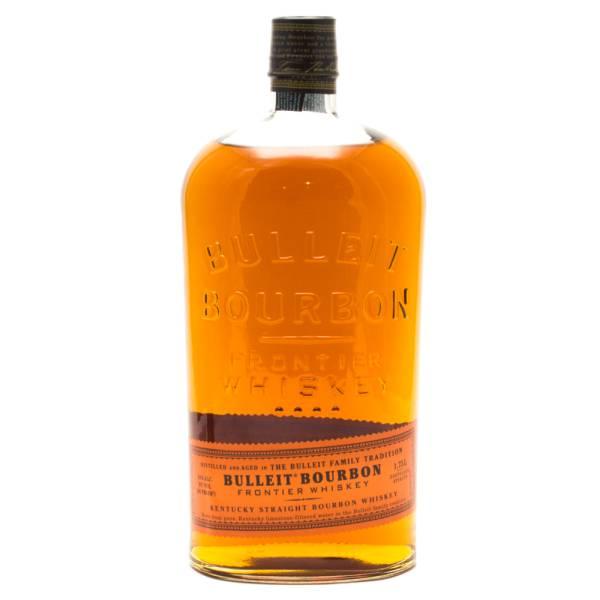 Bulleit Bourbon - Frontier Whiskey - 1.75L