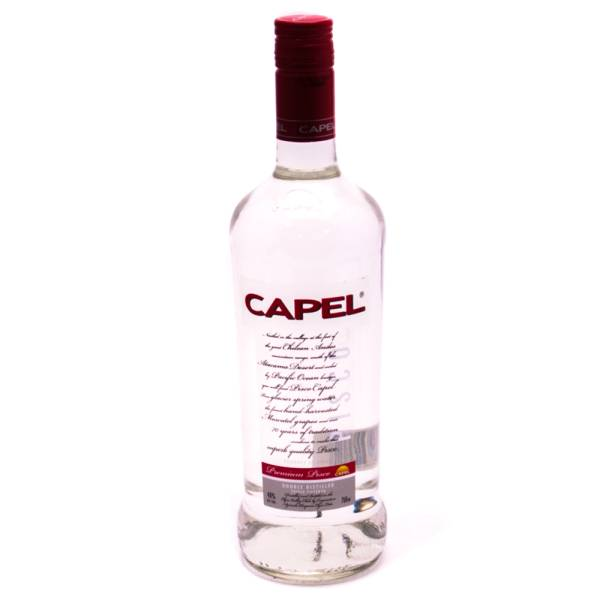 Capel - Pisco - 40% - 750ml