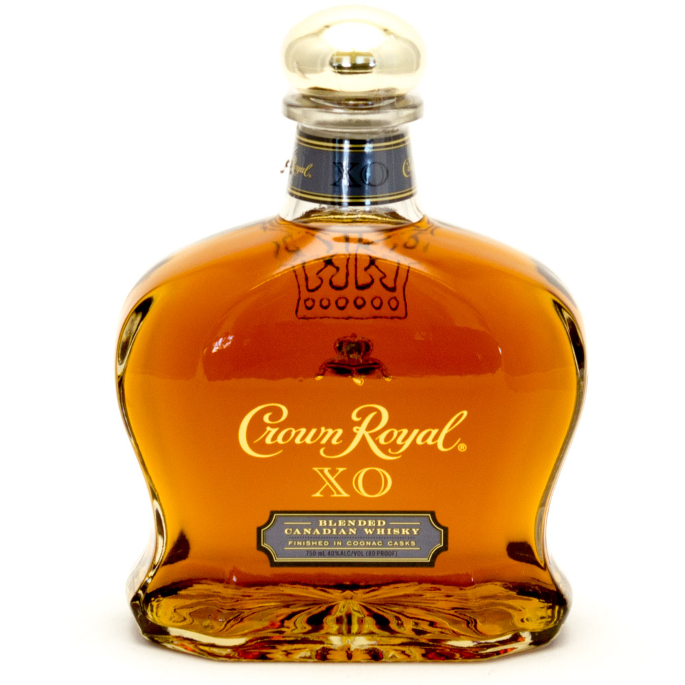 Crown Royal - XO Blended Canadian Whisky - 80 Proof - 750ml