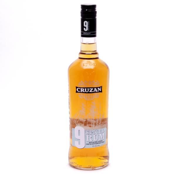 Cruzan - 9 Spiced Rum - 750ml