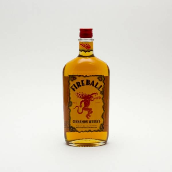 Fireball - Cinnamon Whisky - 750ml