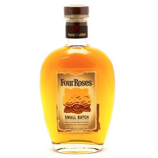 Four Roses - Small Batch Kentucky Straight Bourbon Whiskey - 750ml