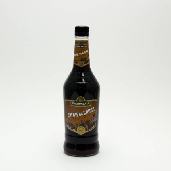 Hiram Walker - Creme de Cacao Cocktail Mixers - 750ml