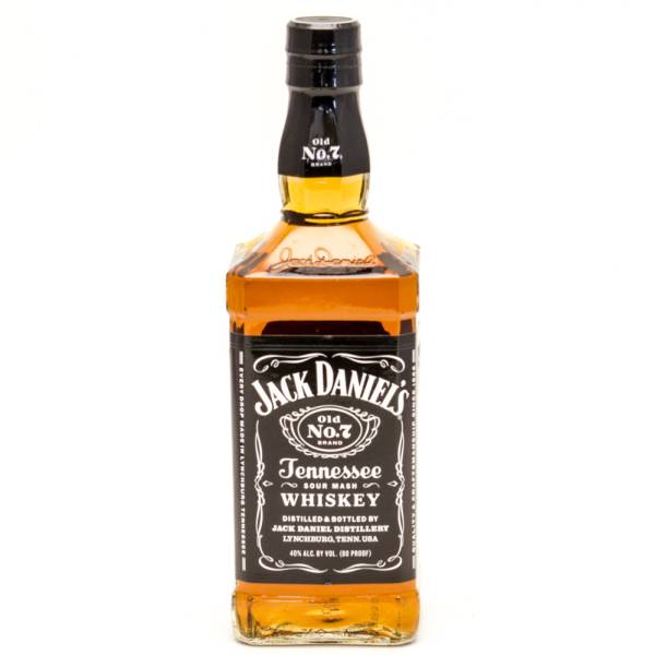Jack Daniel's - No. 7 Tennessee Sour Mash Whiskey - 750ml