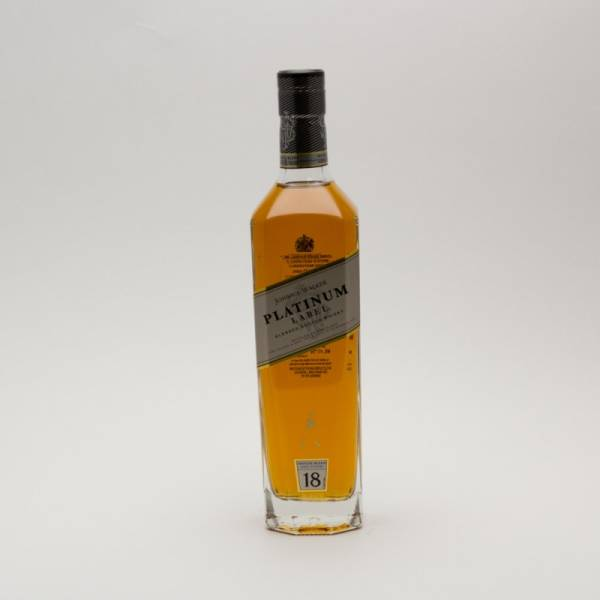 Johnnie Walker - Platinum Label - Scotch Whiskey - 750ml