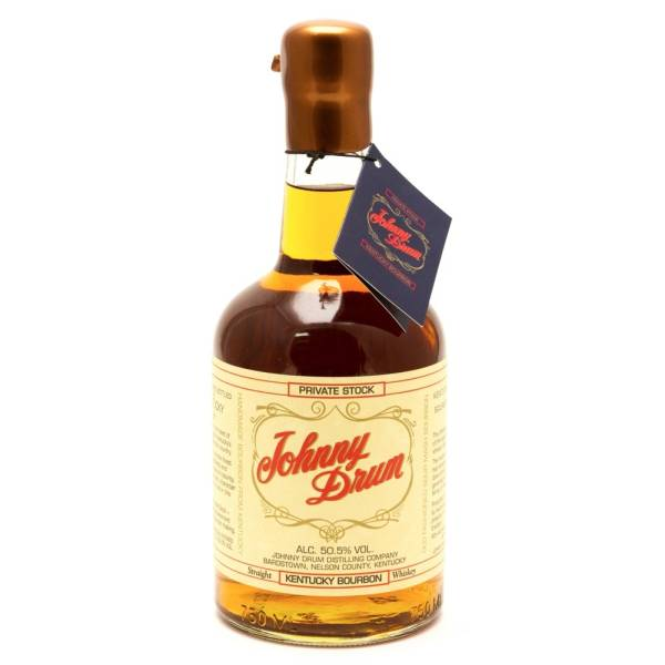 Johnny Drum - Kentucky Bourbon Whiskey - 750ml