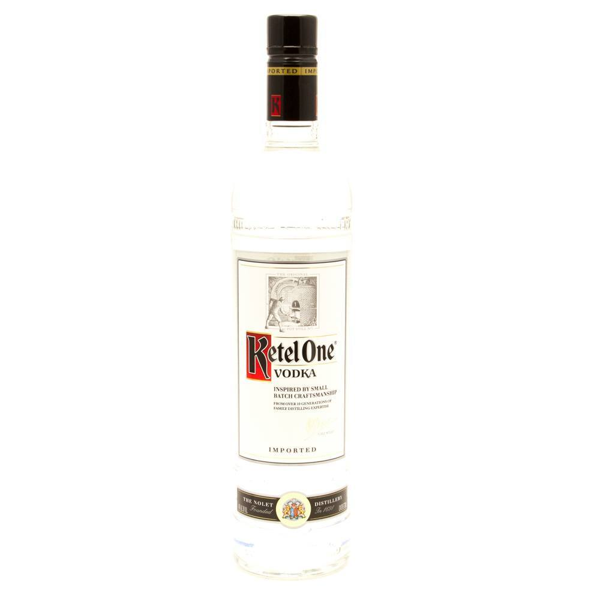 ketel one vodka 750ml beer wine and liquor delivered to your door or business 1 hour. Black Bedroom Furniture Sets. Home Design Ideas