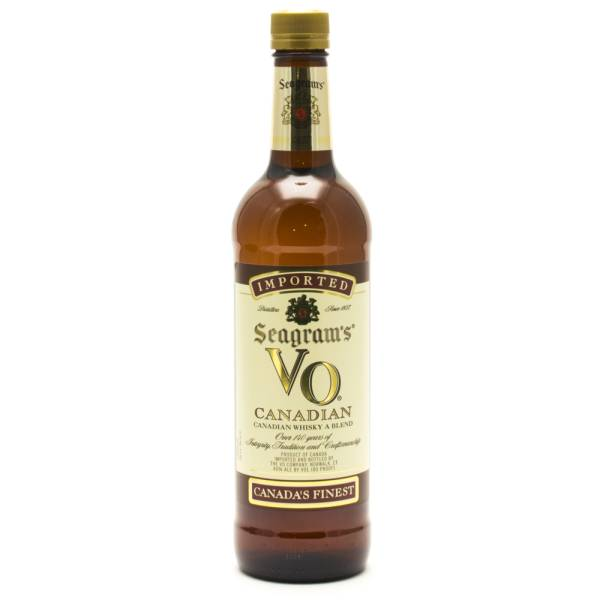 Seagram's VO Canadian Whiskey Blend - 750ml