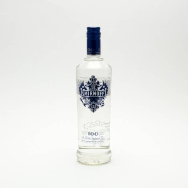 Smirnoff - 100 Proof Vodka - 750ml