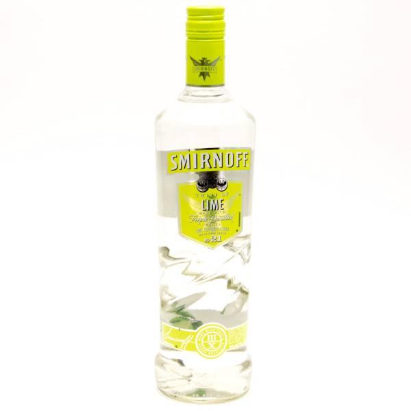 Smirnoff - Twist of Lime Vodka - 750ml