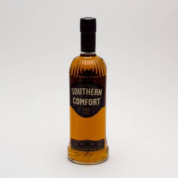 Southern Comfort 100 Proof Liqueur 750ml Beer Wine