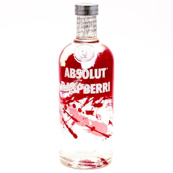 Absolut - Raspberri Vodka - 750ml