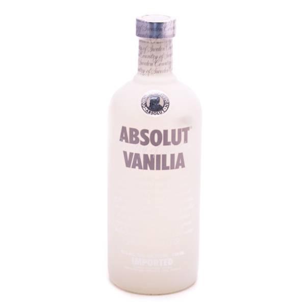 Absolut - Vanilla Vodka - 750ml