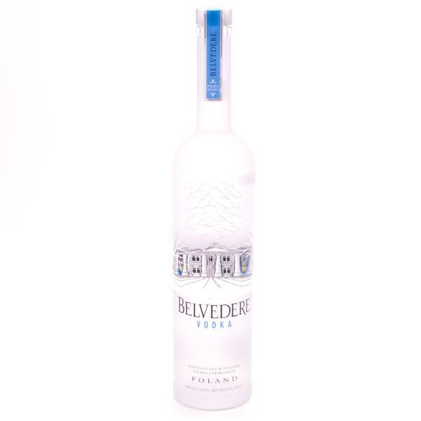 Belvedere - Vodka - 80 Proof - 750ml