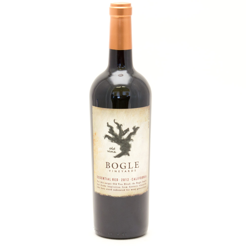 Bogle - Essential Red 2012 California - 750ml