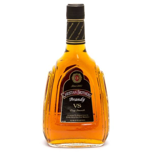 Christain Brothers - VS Brandy - 750ml