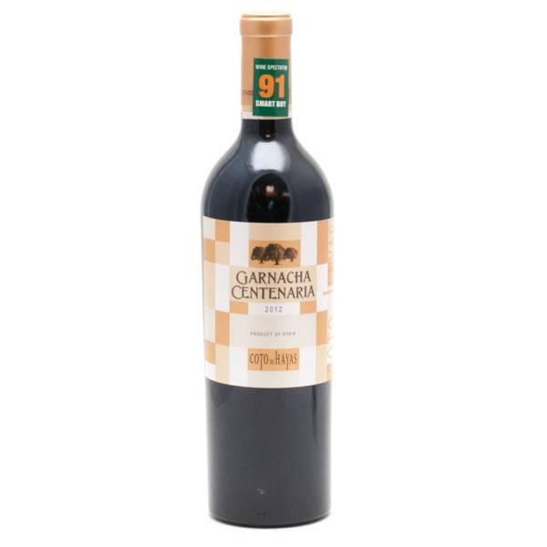 Coto De Hayas - Red Wine - Garnacha Centrnaria - 750ml
