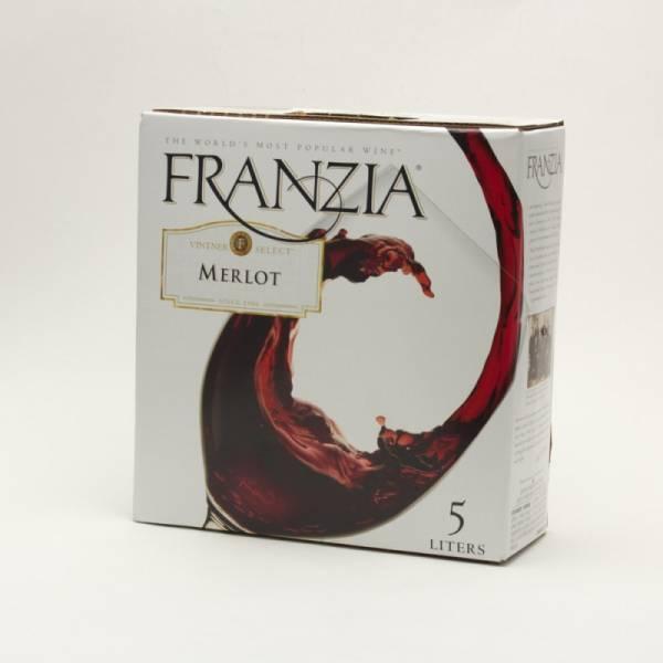 Franzia - Merlot Box Wine - 5L