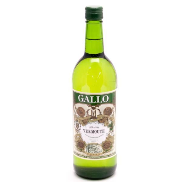 Gallo - Extra Dry Vermouth - 750ml