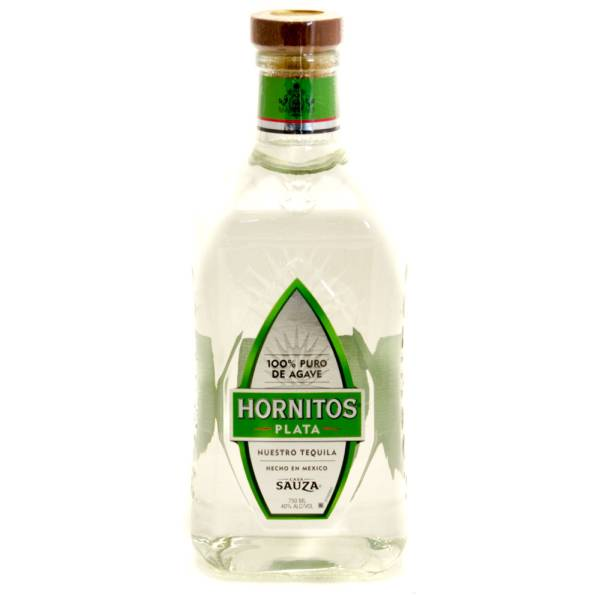 Hornitos - Plata Tequila - 750ml