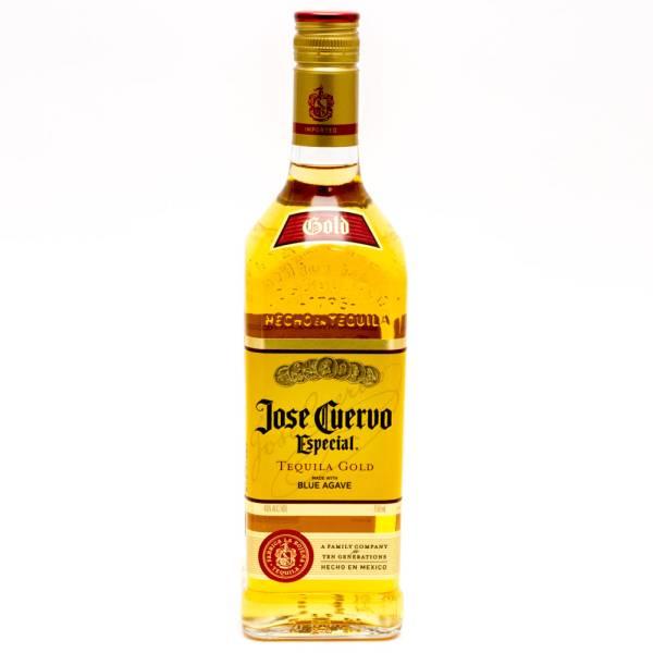 Jose Cuervo - Especial Tequila Gold - 750ml