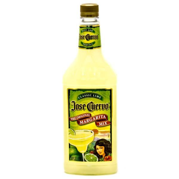 Jose Cuervo Classic Margaritas: Jose Cuervo - Margarita Mix Classic Lime - 1L