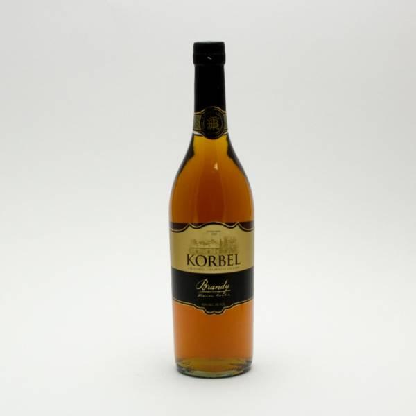 Korbel - California Champagne Brandy - 750ml