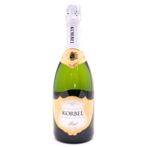 Korbel - California Champagne Brut - 750ml