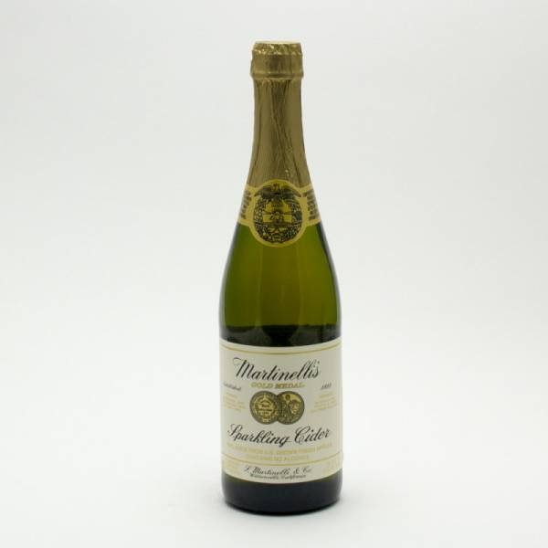 Martinelli's - Sparkling Cider Contains No Alcohol - 750ml