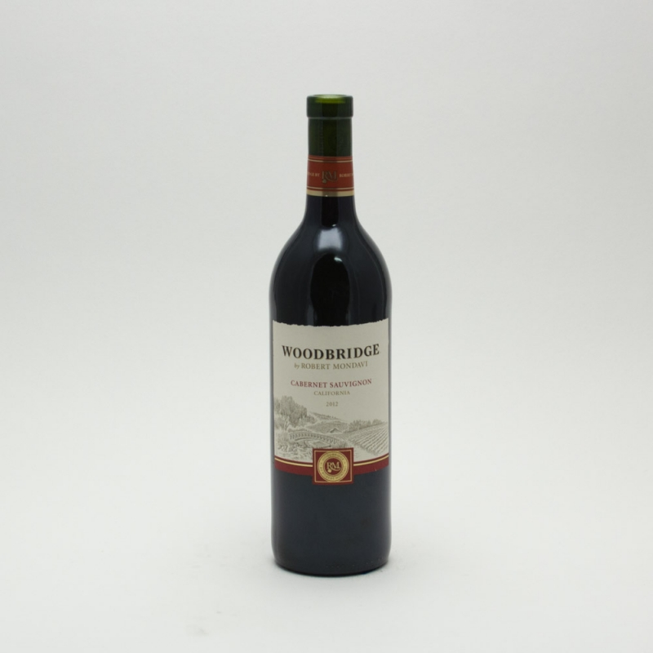 Robert Mondavi - Woodbridge - Cabernet Sauvignon 2012 - 750ml
