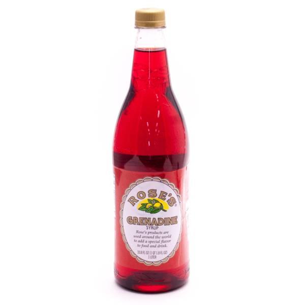 Rose's - Grenadine Syrup - 1L