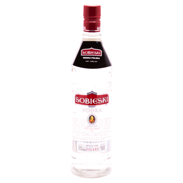 Sobieski - Wodka Polska Vodka - 750ml