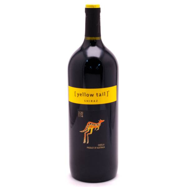 Yellow Tail - Shiraz Casella - 1.5L