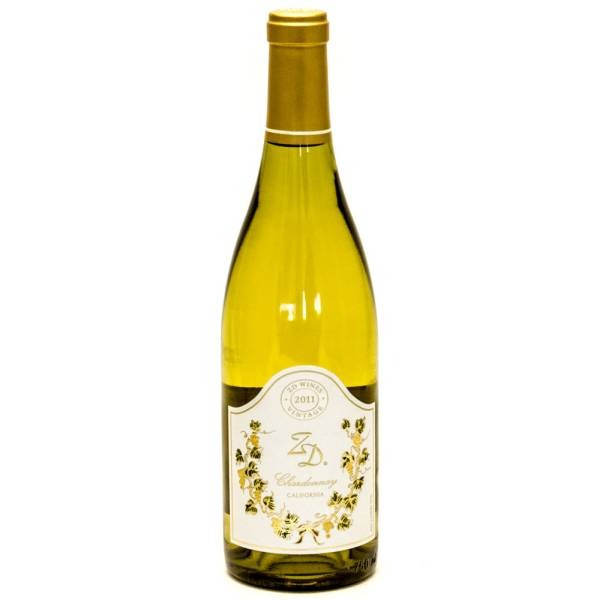 ZD - Chardonnay California -750ml