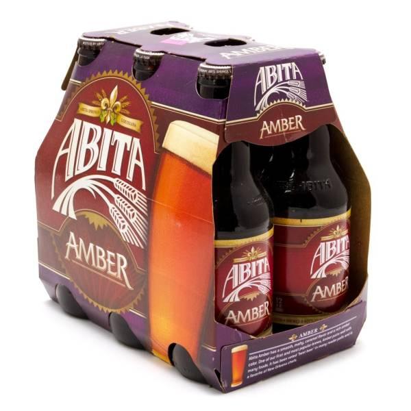 Abita - Amber - 12oz Bottles - 6 pack