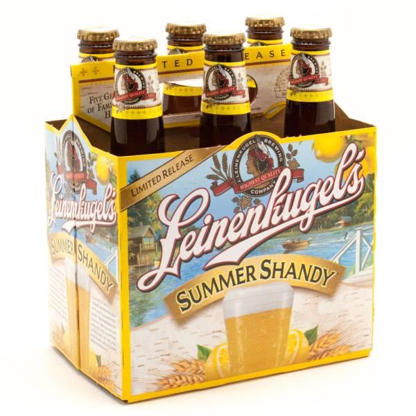 Leinenkugel's - Summer Shandy - 12oz Bottle - 6 Pack