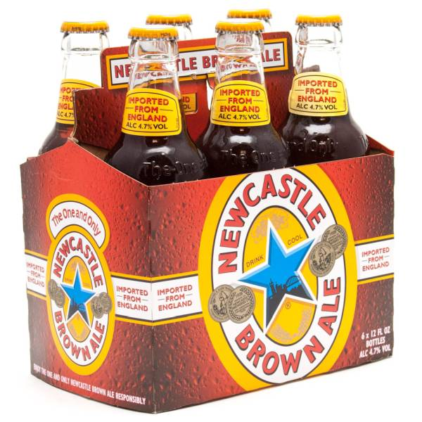 Newcastle - Imported Brown Ale - 12oz Bottle - 6 Pack