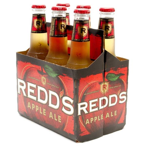 Redd's - Apple Ale - 12oz Bottle - 6 Pack