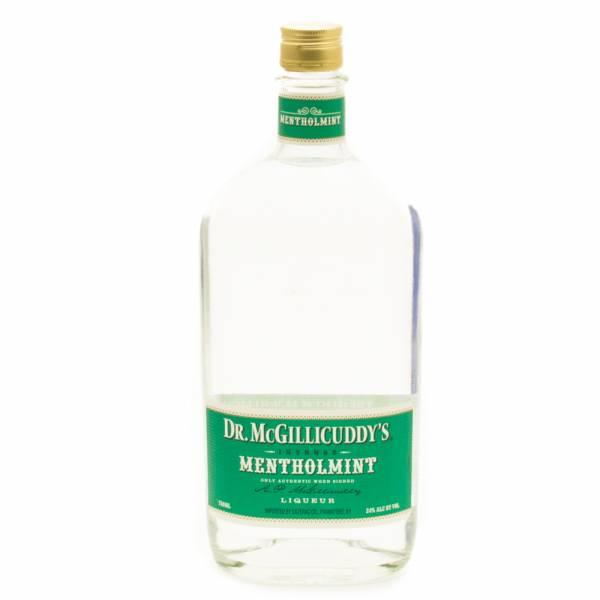 Dr. McGillicuddy's - Mentholmint Liqueur - 750ml