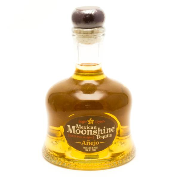Roger Clyne's - Mexican Moonshine Tequila - Anejo - 750ml