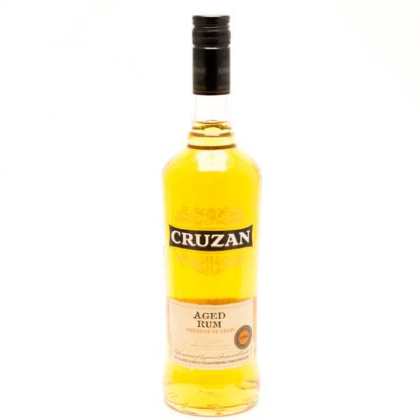 Cruzan - Aged Rum - Origin of St Croix - 750ml